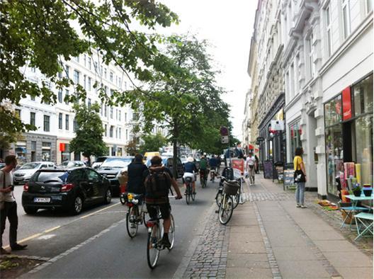 Nørrebogade, Köpenhamn