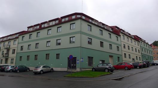 ny sluts klädespersedlar i Göteborg