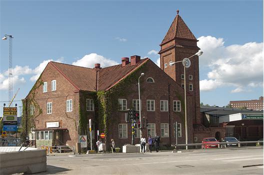 Norra station