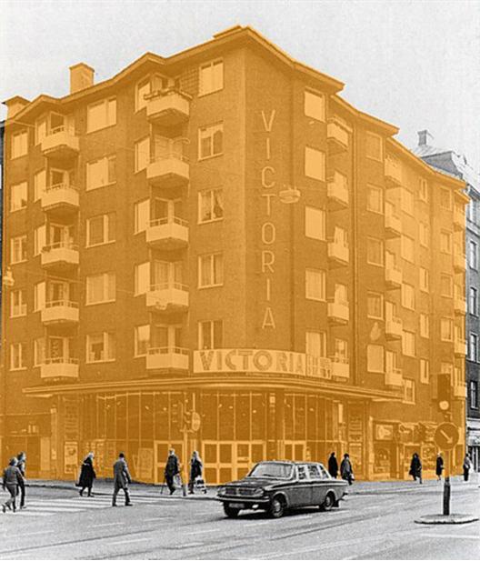 hyreshus på Åsögatan 110