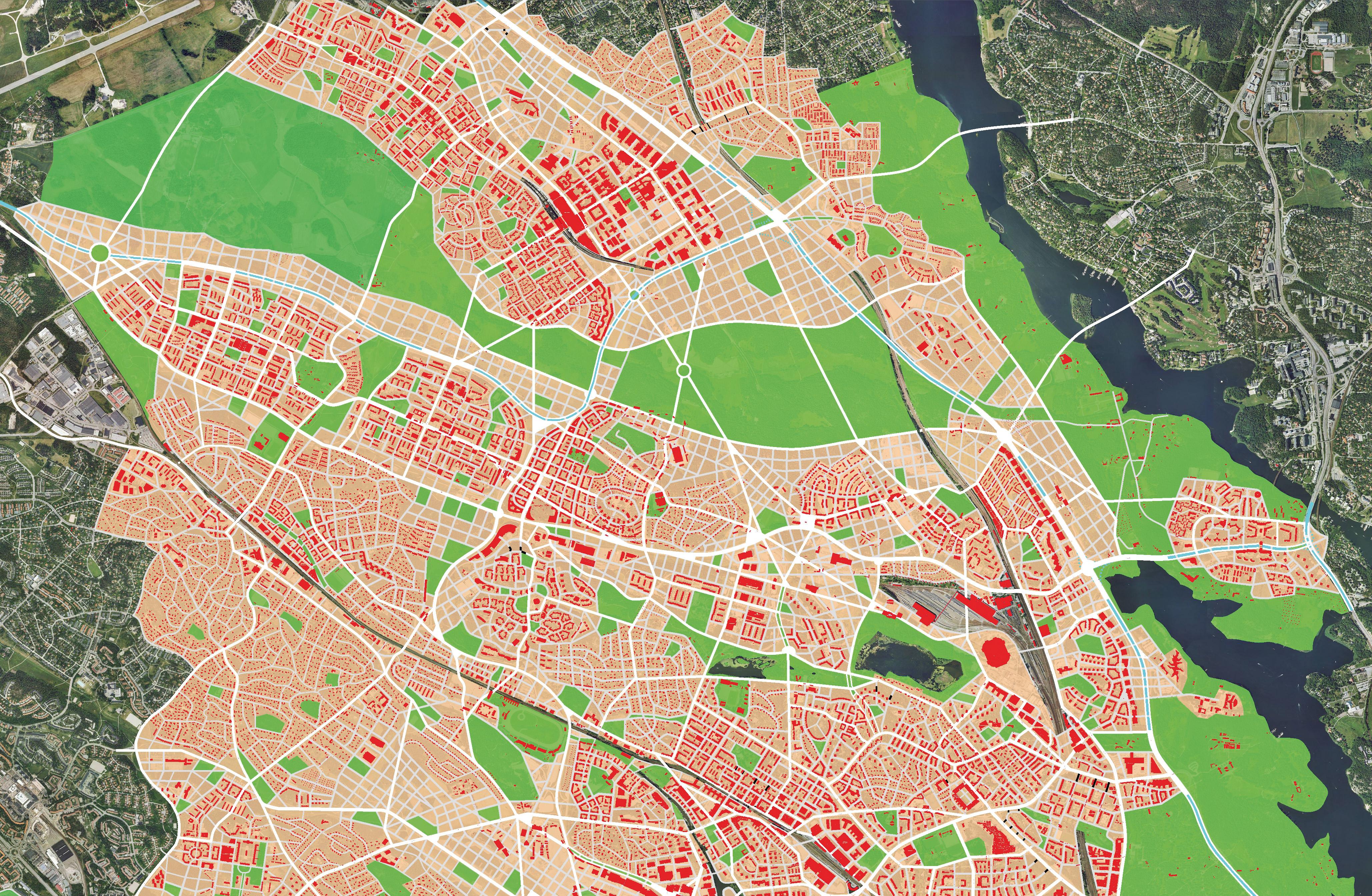 stockholm city karta thai solna