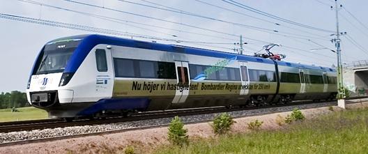svenska järnvägsnätet