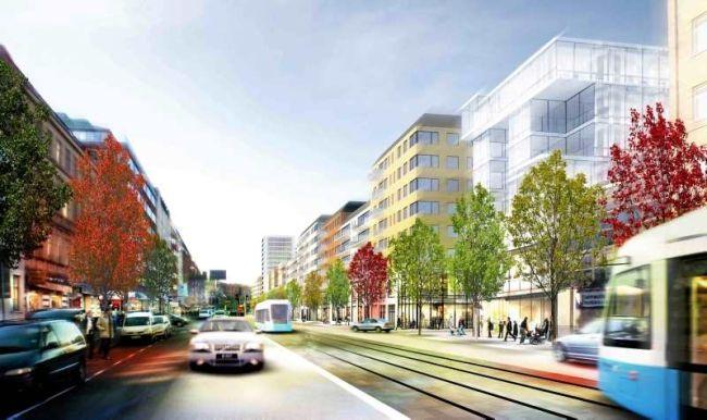 De sista ljuva ren - Gteborgs stadsmission