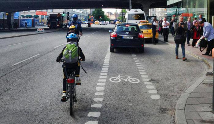 cykla till stockholm