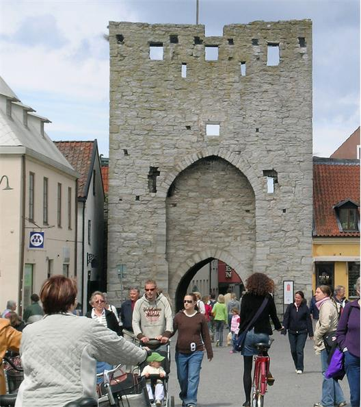 Gated City - Port in i Visby