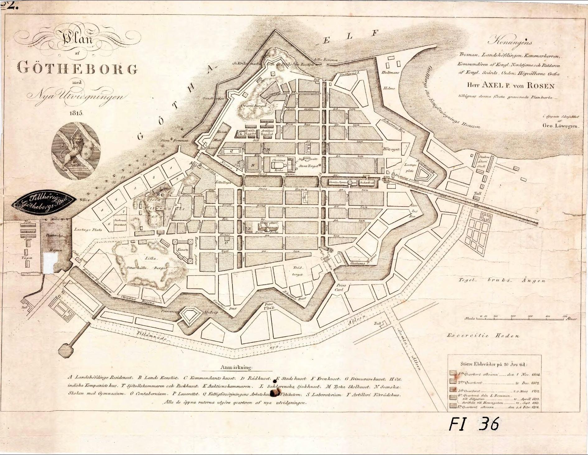 Historiska Brander I Goteborg Yimby Goteborg