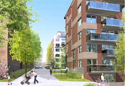 ÅWL Arkitekters vision om livet mitt på Södermalm