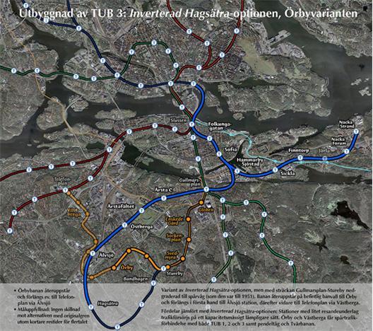 tunnelbanenät