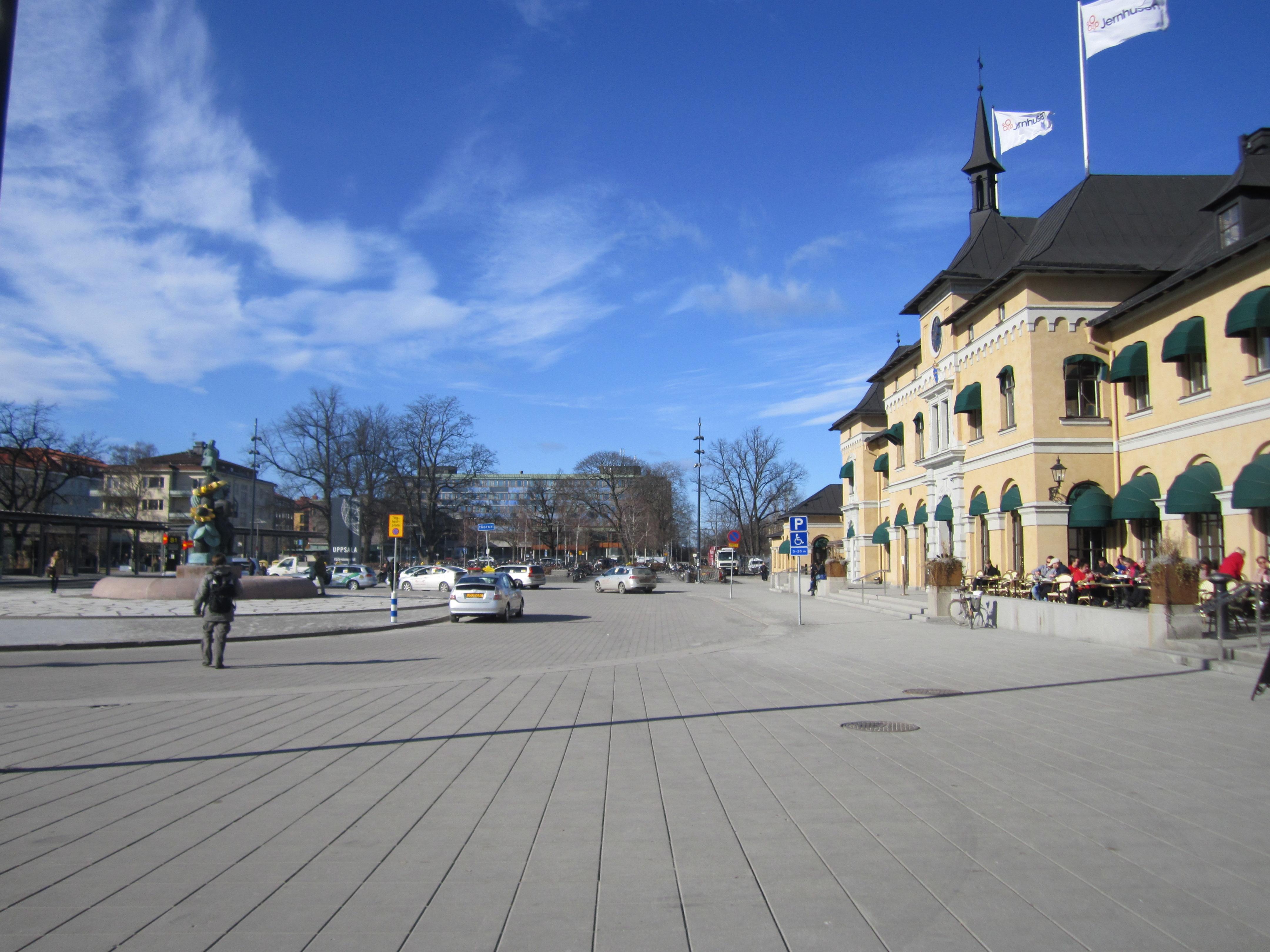 Saker Att Göra I Uppsala Idag